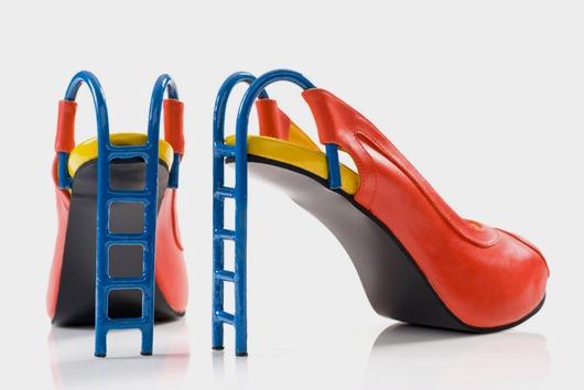 the art of high heel shoe   LED Lighting, Gadgets